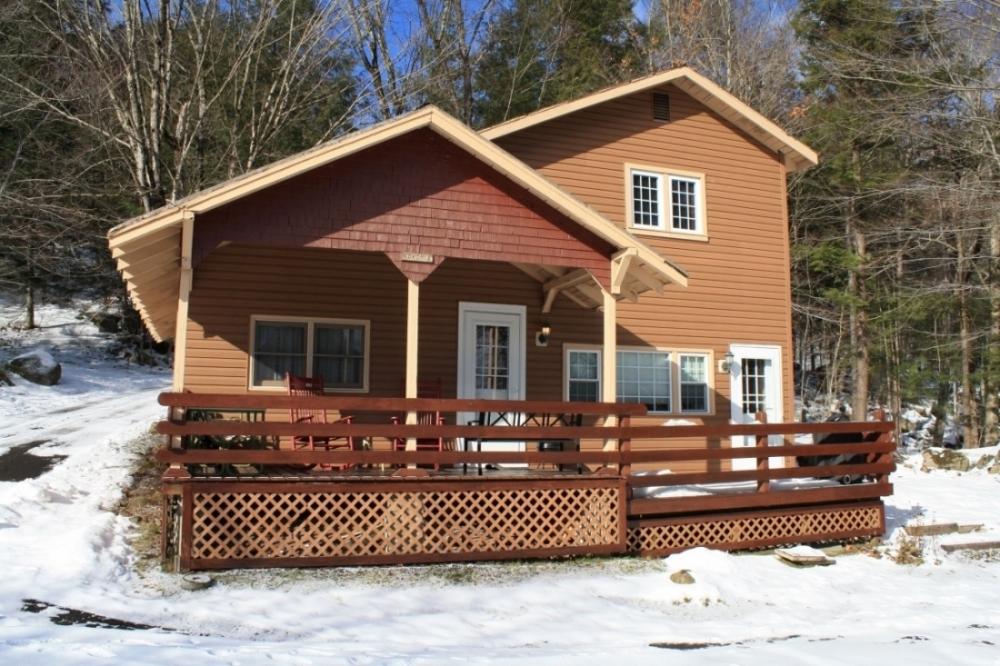 Nokomis Cottage - Winter
